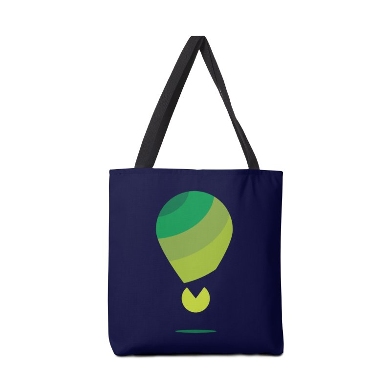 Midnight Hot Air Balloon Accessories Tote Bag Bag by Avo G'day!