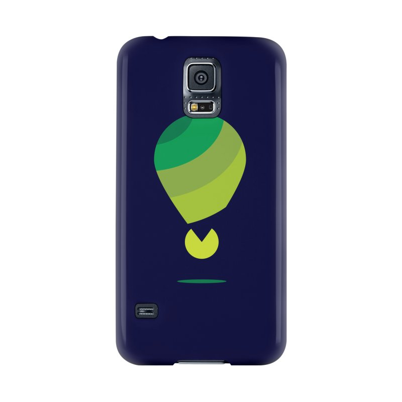 Midnight Hot Air Balloon Accessories Phone Case by Avo G'day!