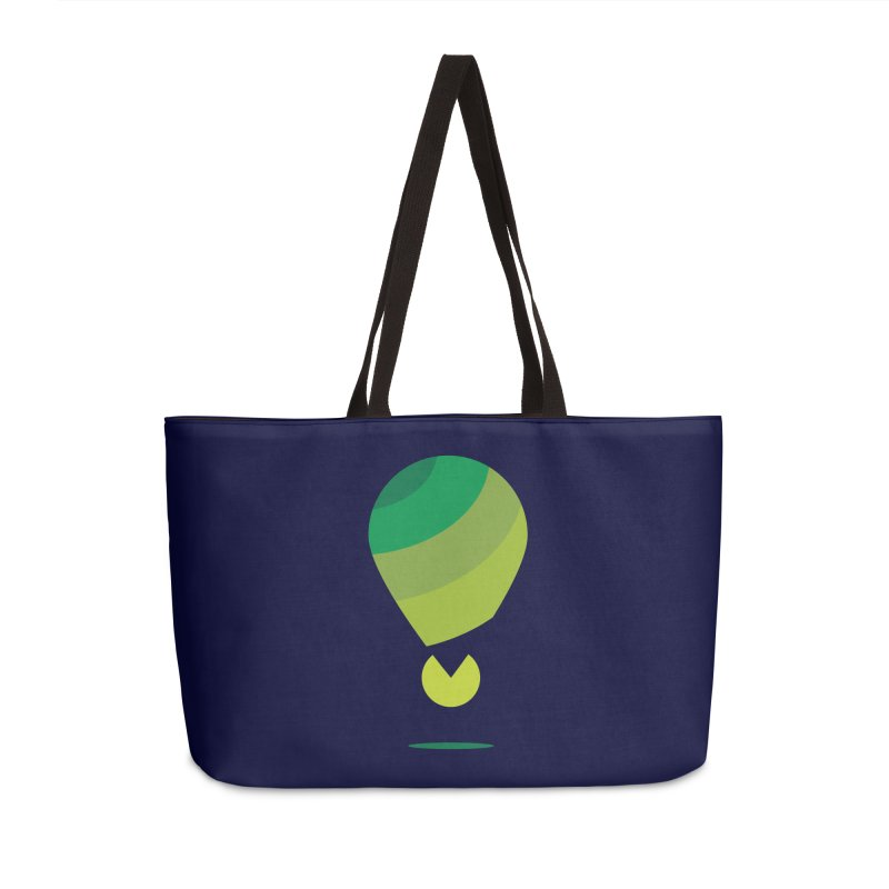 Midnight Hot Air Balloon Accessories Bag by Avo G'day!