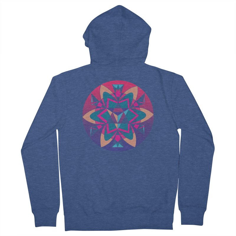 New Mexico Women's Zip-Up Hoody by Graphic Art by Sarah Sorden