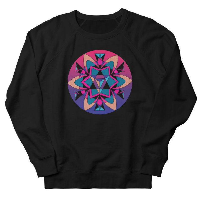 New Mexico Men's Sweatshirt by Graphic Art by Sarah Sorden