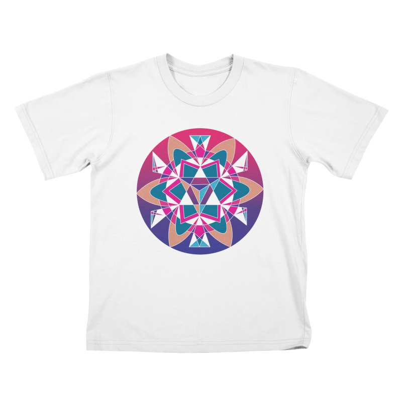 New Mexico Kids T-Shirt by Graphic Art by Sarah Sorden