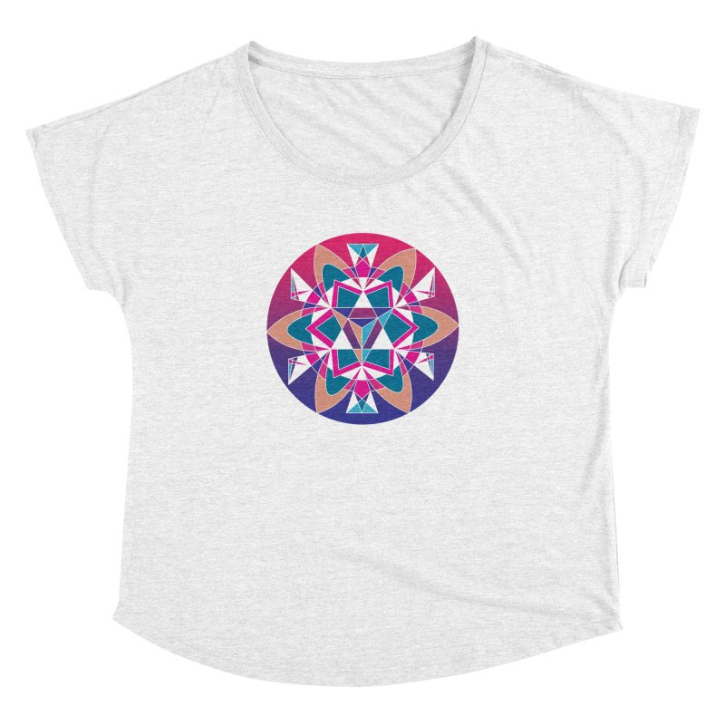 New Mexico Women's Dolman by Graphic Art by Sarah Sorden