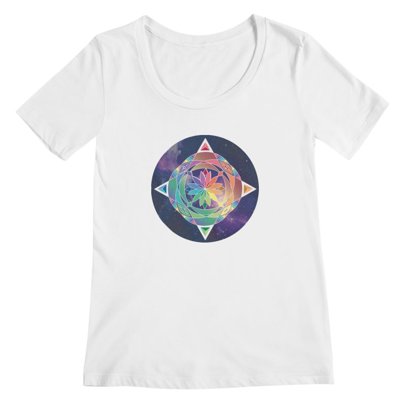 Space Unicorn   by Graphic Art by Sarah Sorden