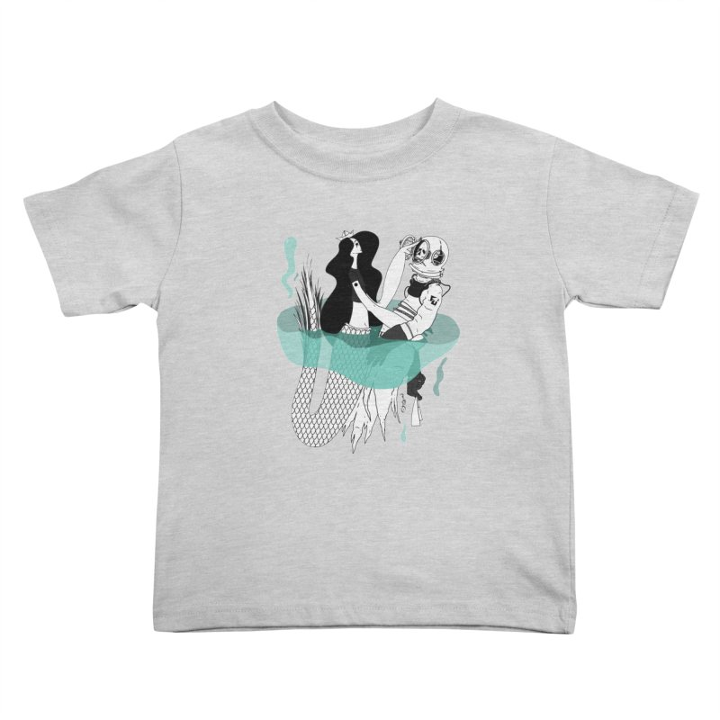 Serene of Solitude Vol. I by Sardine Kids Toddler T-Shirt by Sardine