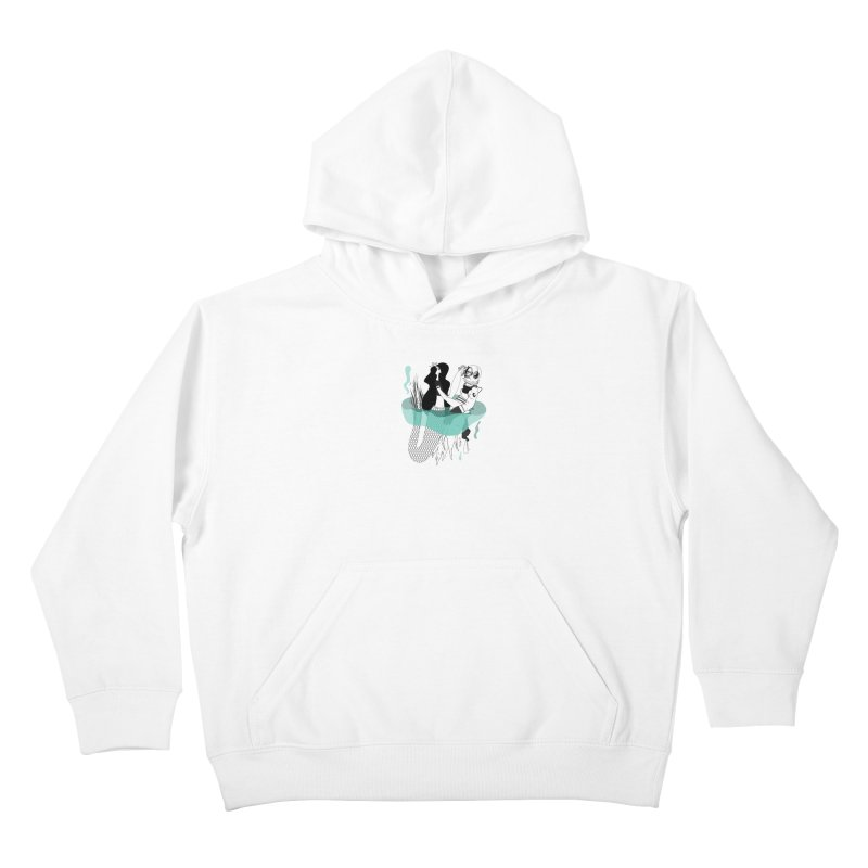 Serene of Solitude Vol. I by Sardine Kids Pullover Hoody by Sardine