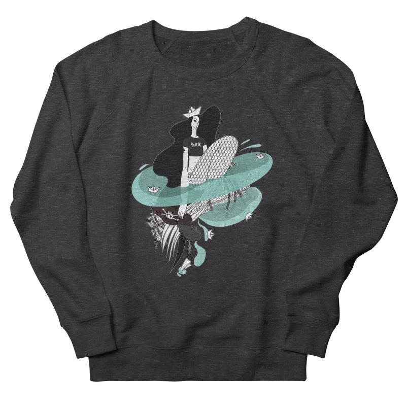Siren Of Solitude Vol. II by Sardine Women's Sweatshirt by Sardine