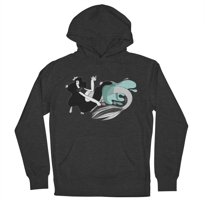 The Siren of Solitude Vol. III by Sardine Men's Pullover Hoody by Sardine