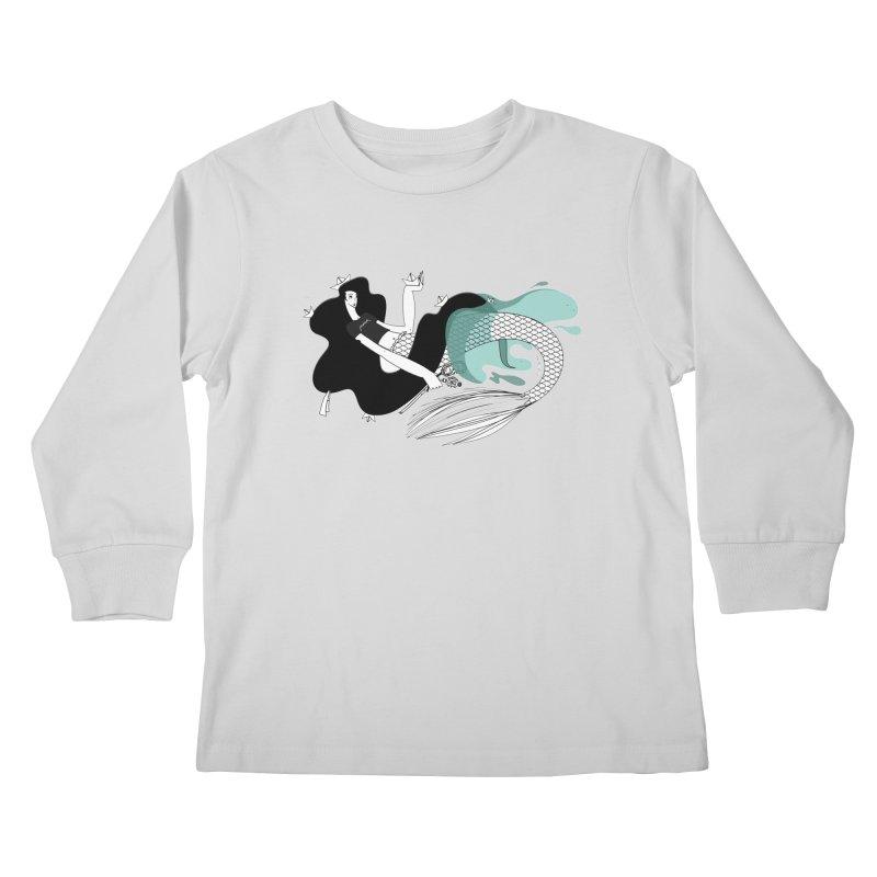 The Siren of Solitude Vol. III by Sardine Kids Longsleeve T-Shirt by Sardine