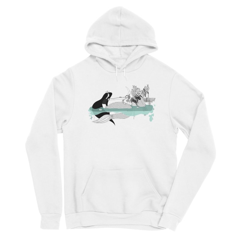 Serene Of Solitude Vol. IV by Sardine Men's Pullover Hoody by Sardine