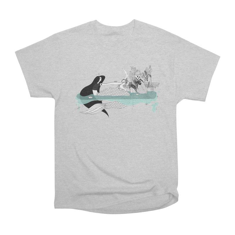 Serene Of Solitude Vol. IV by Sardine Men's Heavyweight T-Shirt by Sardine