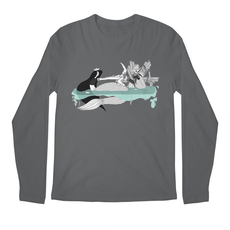 Serene Of Solitude Vol. IV by Sardine Men's Longsleeve T-Shirt by Sardine