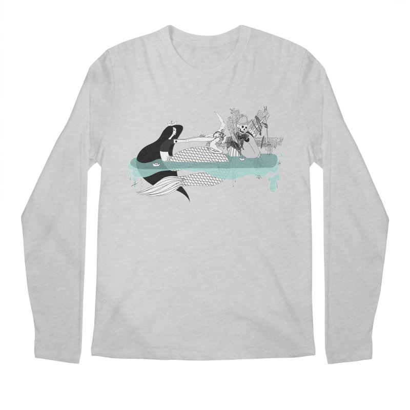 Serene Of Solitude Vol. IV by Sardine Men's Regular Longsleeve T-Shirt by Sardine