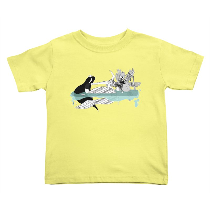 Serene Of Solitude Vol. IV by Sardine Kids Toddler T-Shirt by Sardine