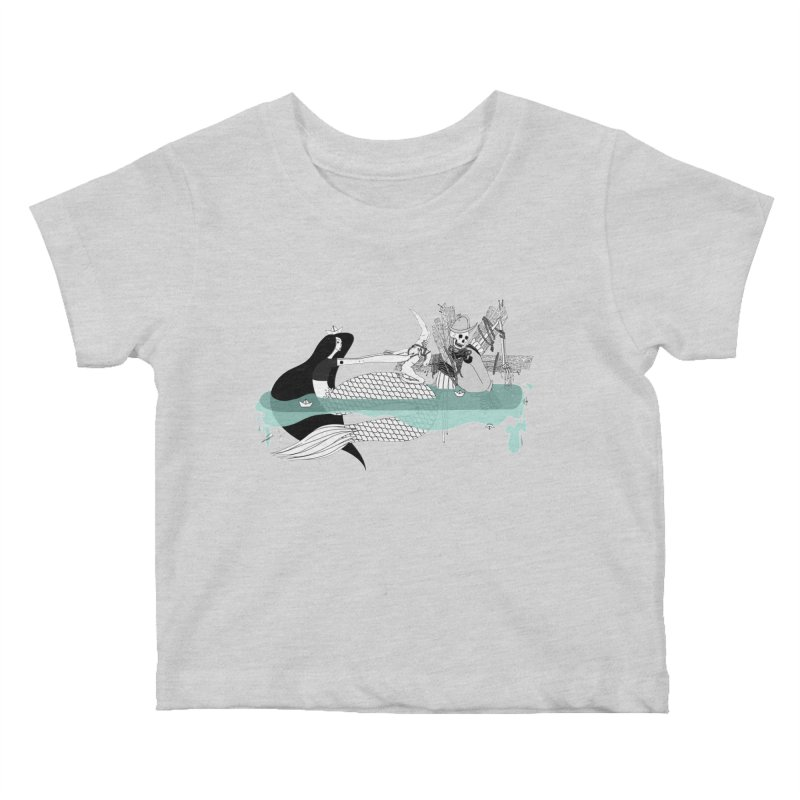 Serene Of Solitude Vol. IV by Sardine Kids Baby T-Shirt by Sardine