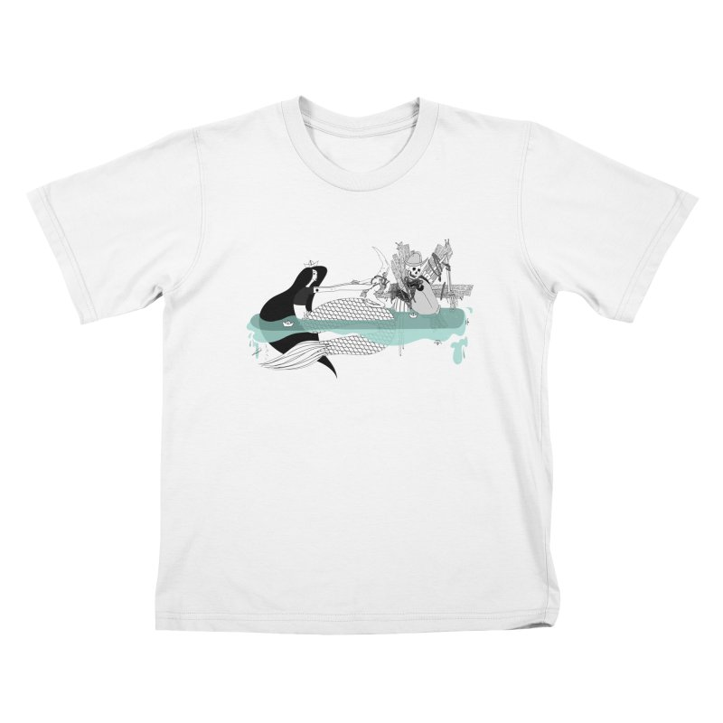 Serene Of Solitude Vol. IV by Sardine Kids T-Shirt by Sardine