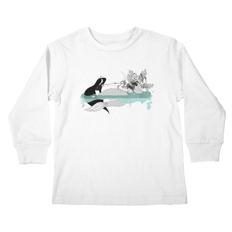 Serene Of Solitude Vol. IV by Sardine Kids Longsleeve T-Shirt by Sardine