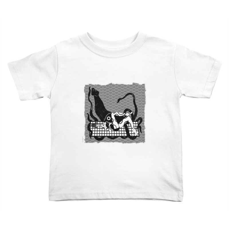 Geisha At The Sea Vol. II by Sardine Kids Toddler T-Shirt by Sardine