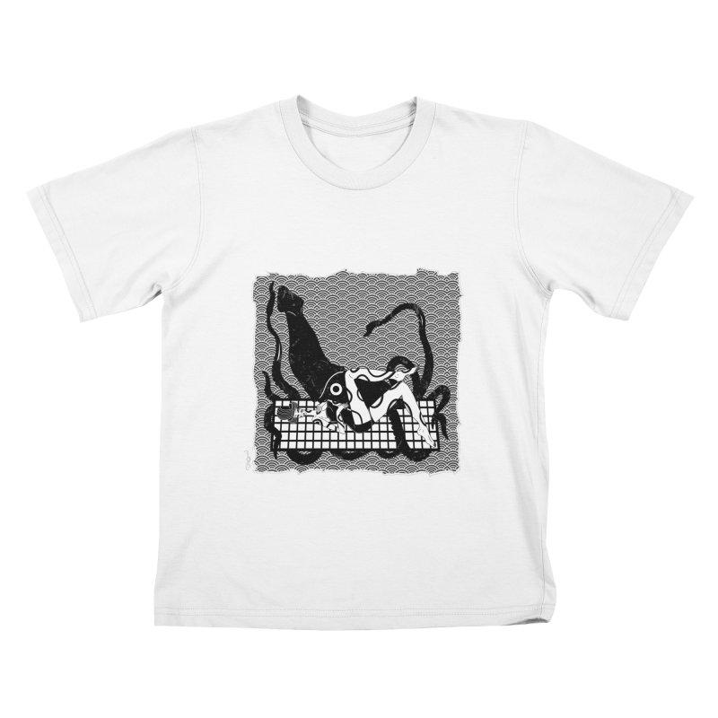 Geisha At The Sea Vol. II by Sardine Kids T-Shirt by Sardine