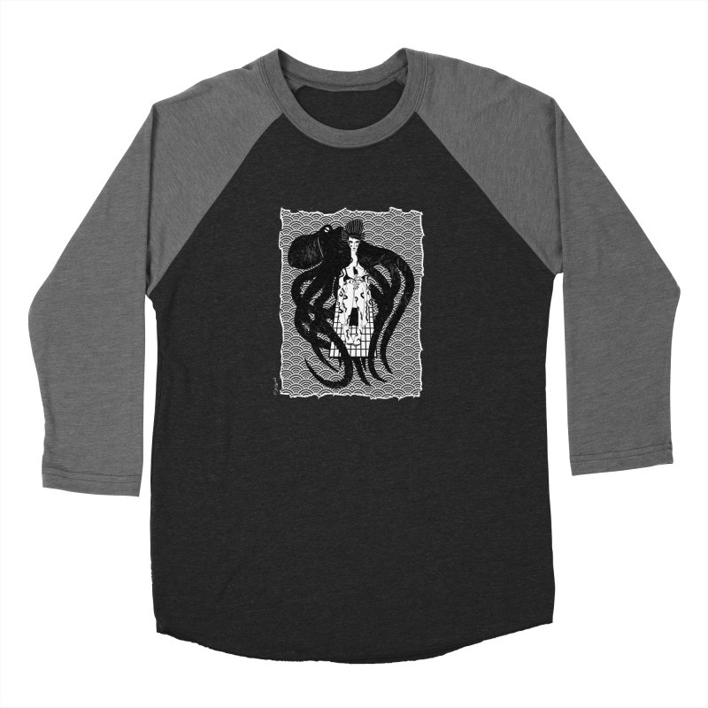 Geisha At The Sea Vol. I by Sardine Women's Longsleeve T-Shirt by Sardine