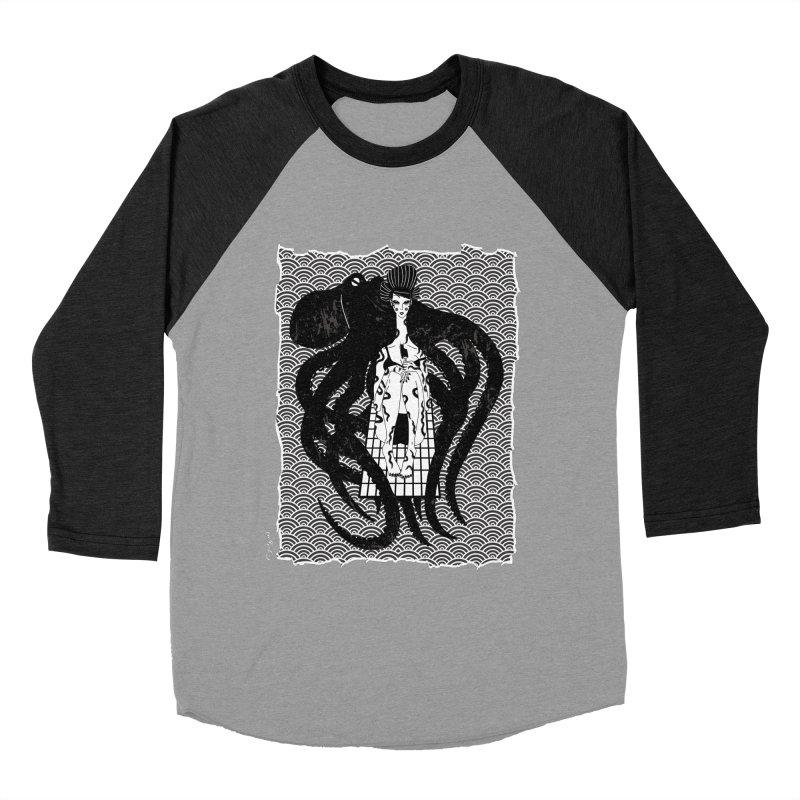 Geisha At The Sea Vol. I by Sardine Men's Longsleeve T-Shirt by Sardine