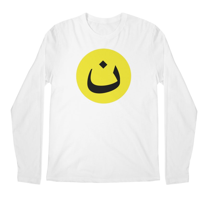 The Noon Cyclops Smiley by Sardine Men's Regular Longsleeve T-Shirt by Sardine