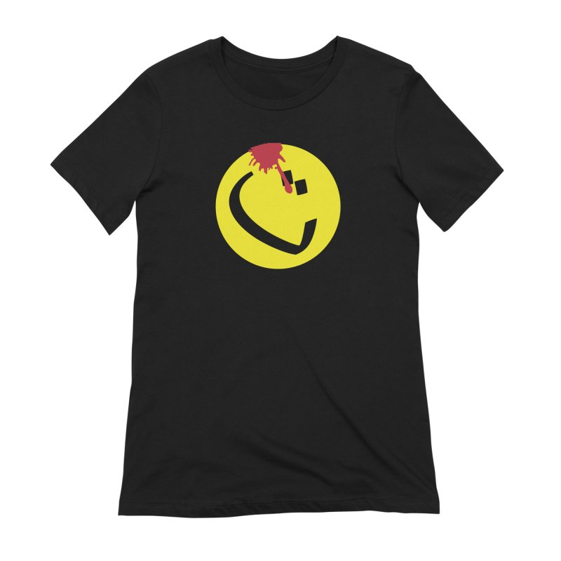 The Tah Smiley Comics Tribute by Sardine Women's Extra Soft T-Shirt by Sardine