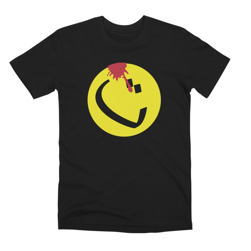 The Tah Smiley Comics Tribute by Sardine Men's Premium T-Shirt by Sardine