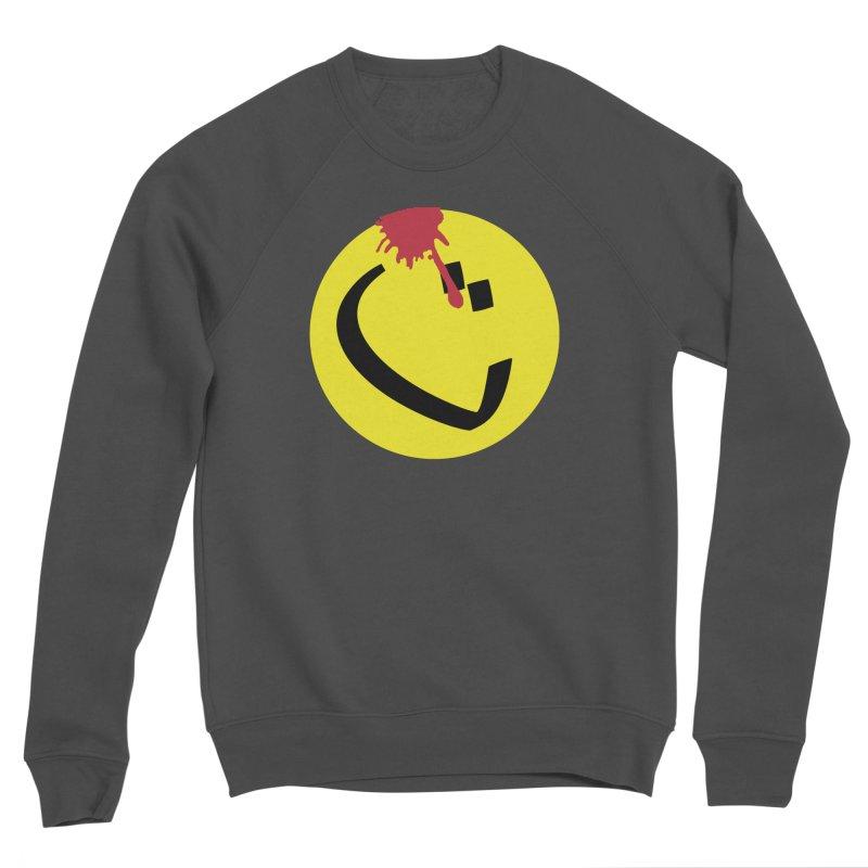 The Tah Smiley Comics Tribute by Sardine Women's Sponge Fleece Sweatshirt by Sardine