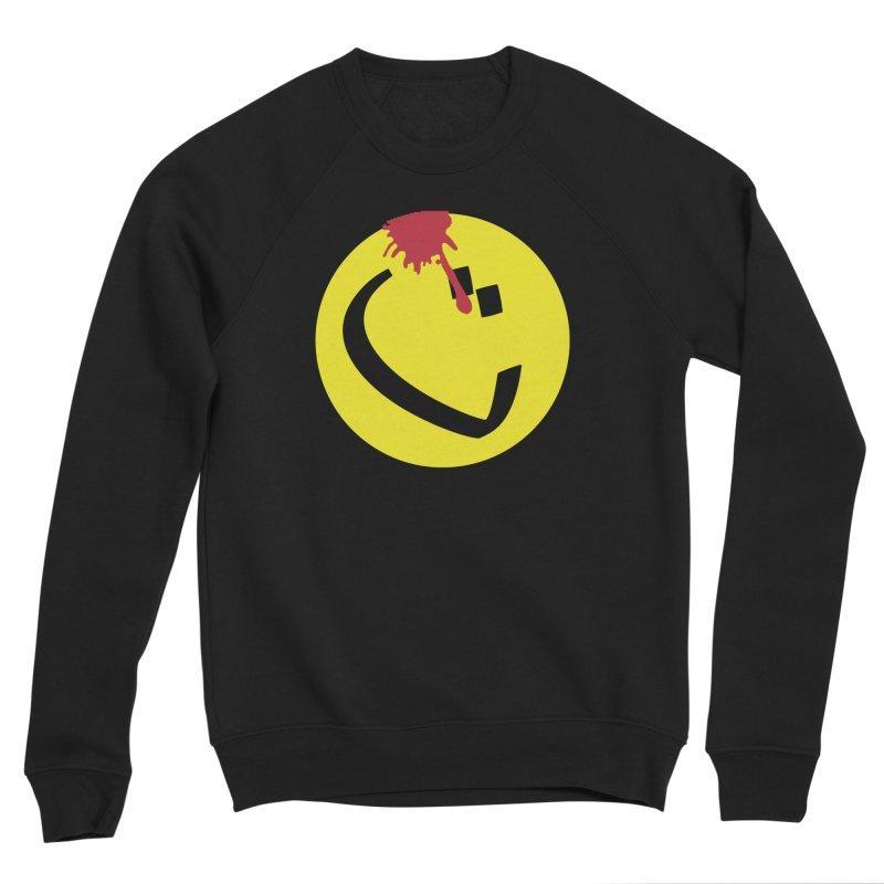 The Tah Smiley Comics Tribute by Sardine Men's Sponge Fleece Sweatshirt by Sardine
