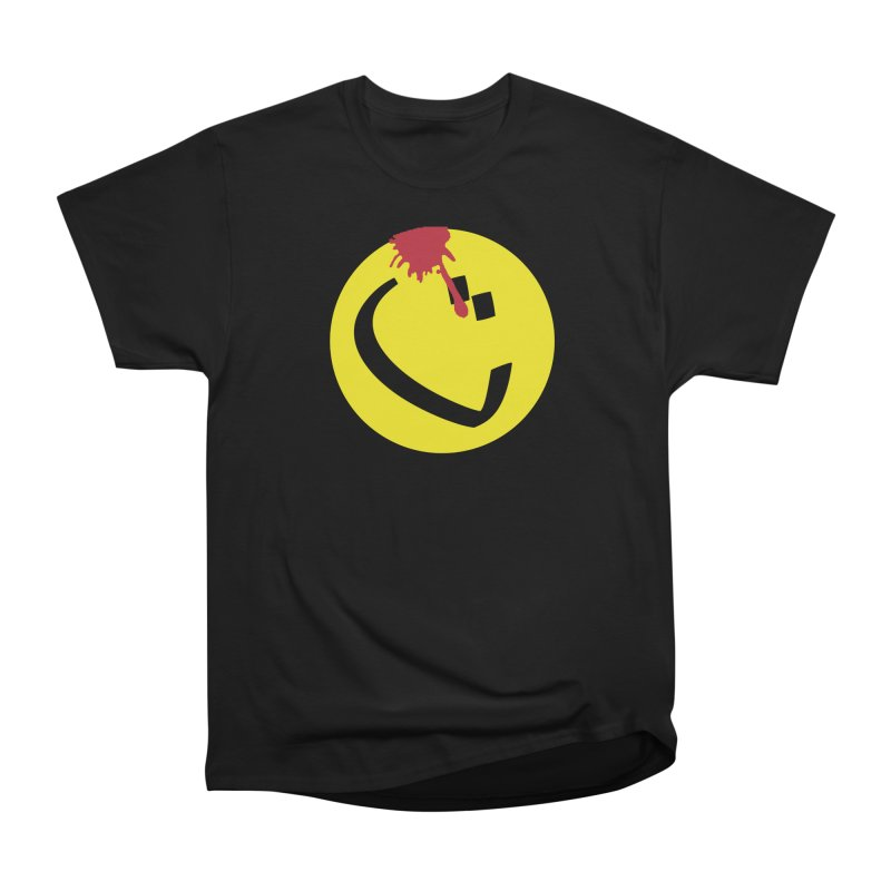 The Tah Smiley Comics Tribute by Sardine Men's Heavyweight T-Shirt by Sardine