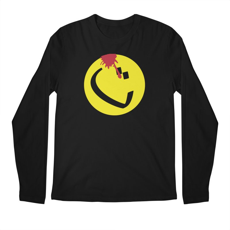 The Tah Smiley Comics Tribute by Sardine Men's Longsleeve T-Shirt by Sardine