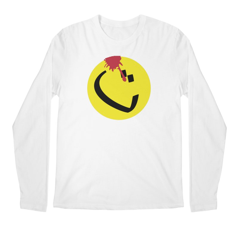 The Tah Smiley Comics Tribute by Sardine Men's Regular Longsleeve T-Shirt by Sardine