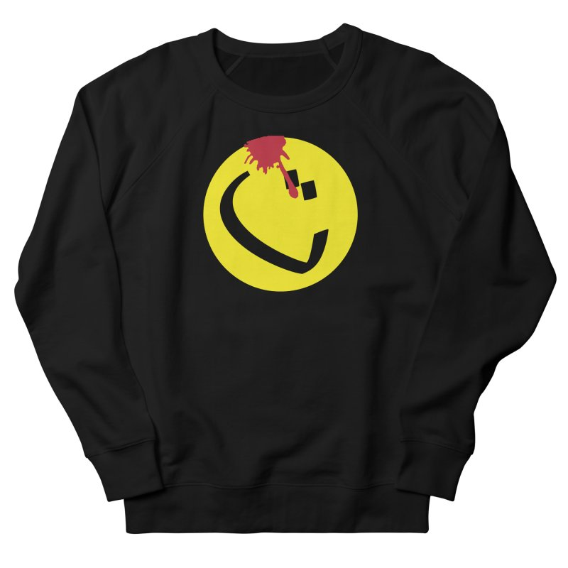 The Tah Smiley Comics Tribute by Sardine Men's French Terry Sweatshirt by Sardine