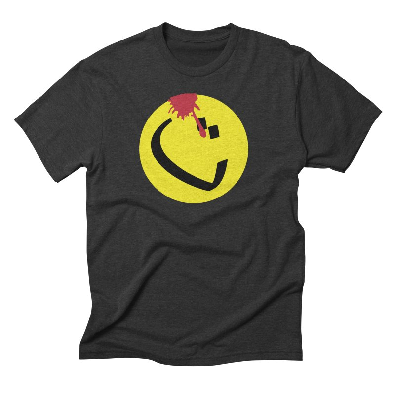 The Tah Smiley Comics Tribute by Sardine Men's Triblend T-Shirt by Sardine