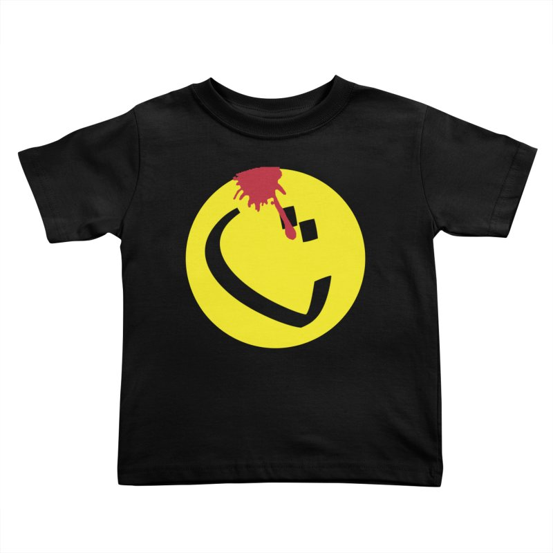 The Tah Smiley Comics Tribute by Sardine Kids Toddler T-Shirt by Sardine