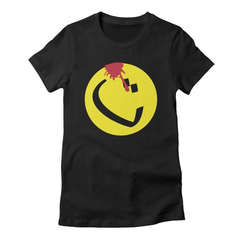 The Tah Smiley Comics Tribute by Sardine Women's T-Shirt by Sardine