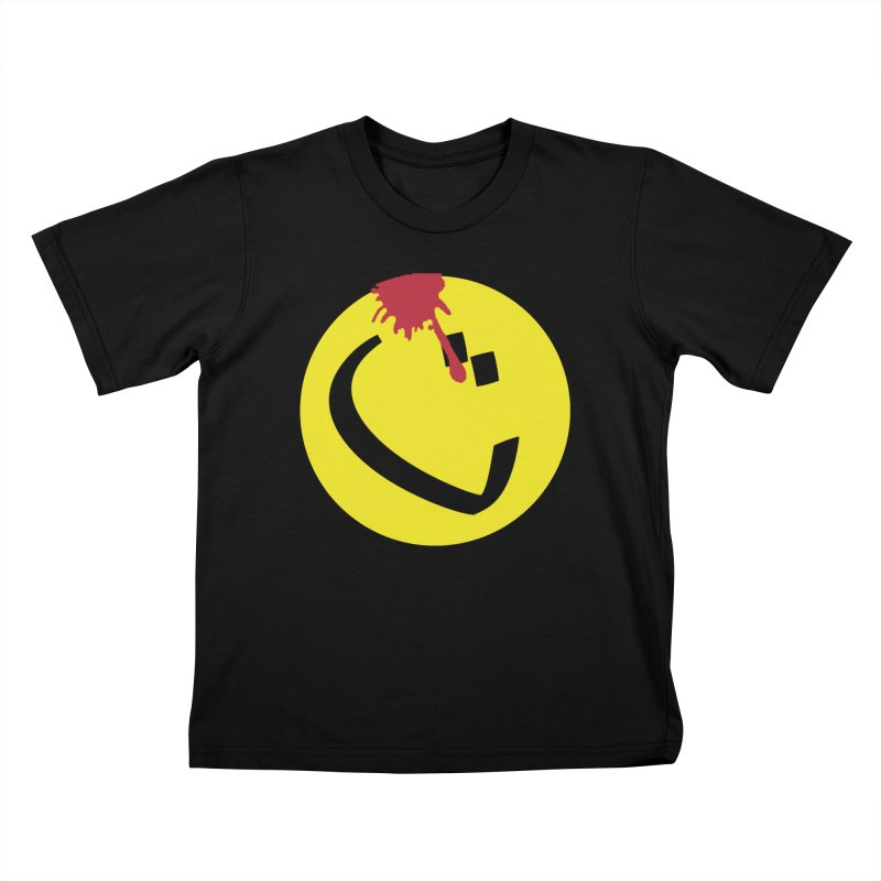 The Tah Smiley Comics Tribute by Sardine Kids T-Shirt by Sardine