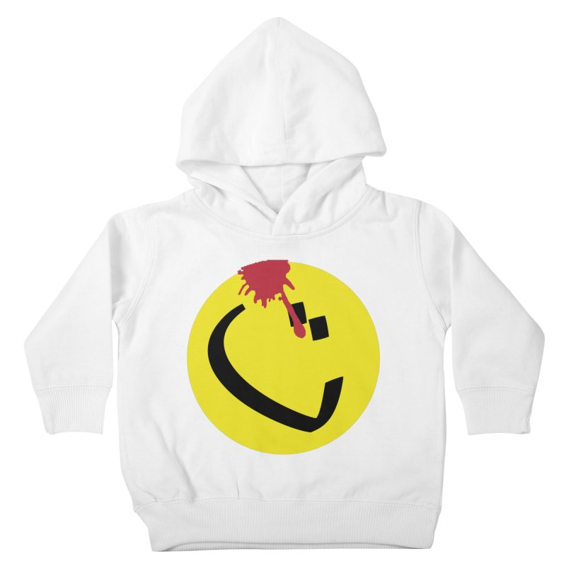 The Tah Smiley Comics Tribute by Sardine Kids Toddler Pullover Hoody by Sardine