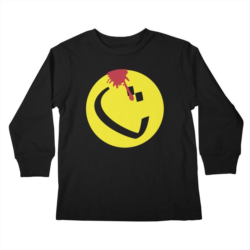 The Tah Smiley Comics Tribute by Sardine Kids Longsleeve T-Shirt by Sardine