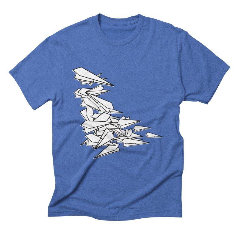 Paper Planes by Sardine Men's T-Shirt by Sardine