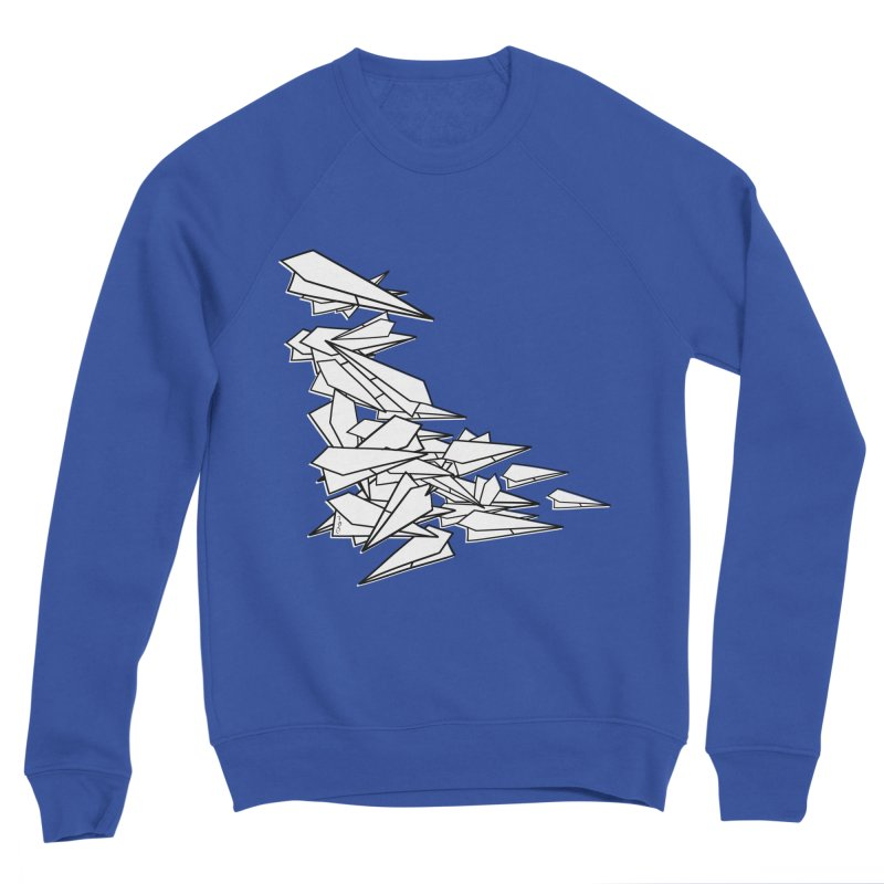 Paper Planes by Sardine Men's Sweatshirt by Sardine