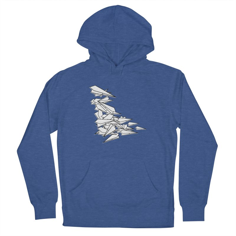 Paper Planes by Sardine Women's Pullover Hoody by Sardine