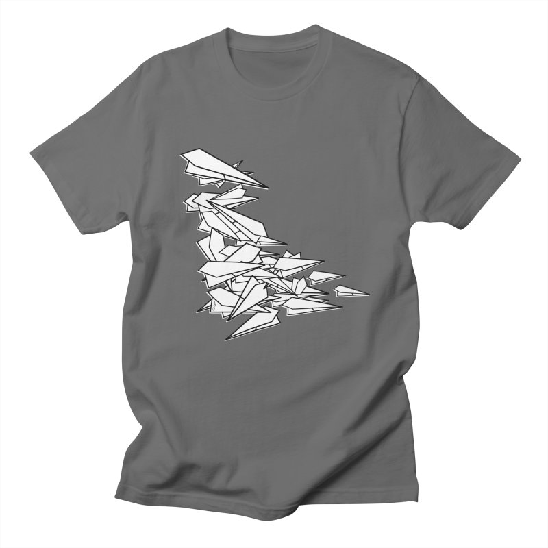Paper Planes by Sardine Men's T-Shirt by Sardine