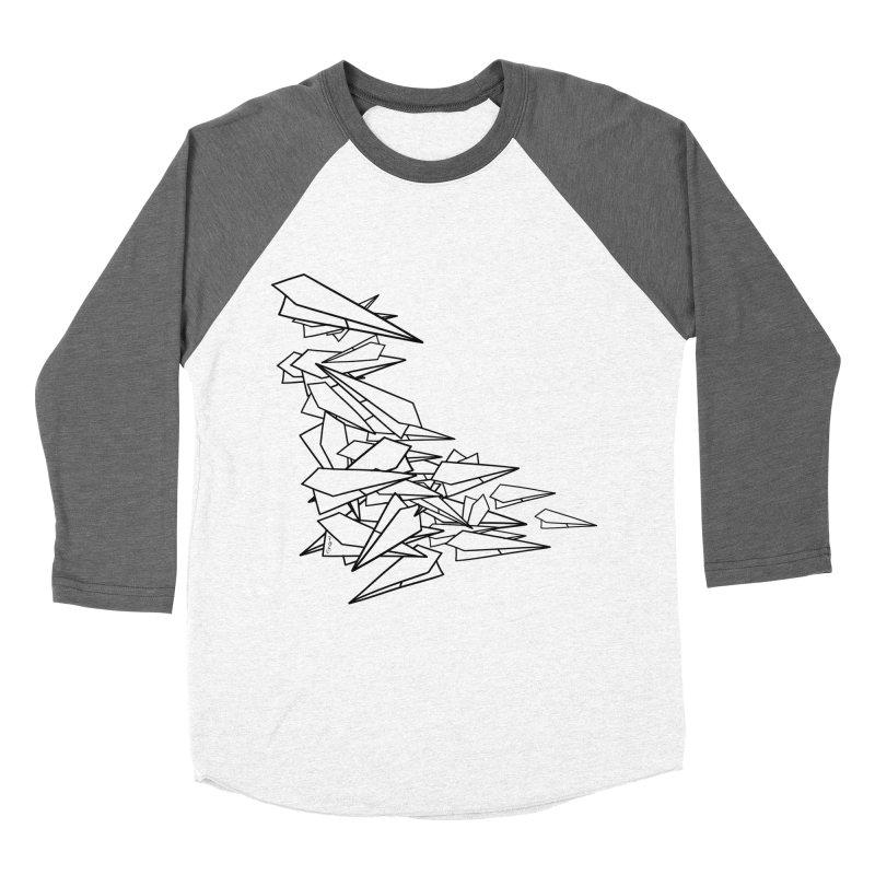 Paper Planes by Sardine Women's Longsleeve T-Shirt by Sardine