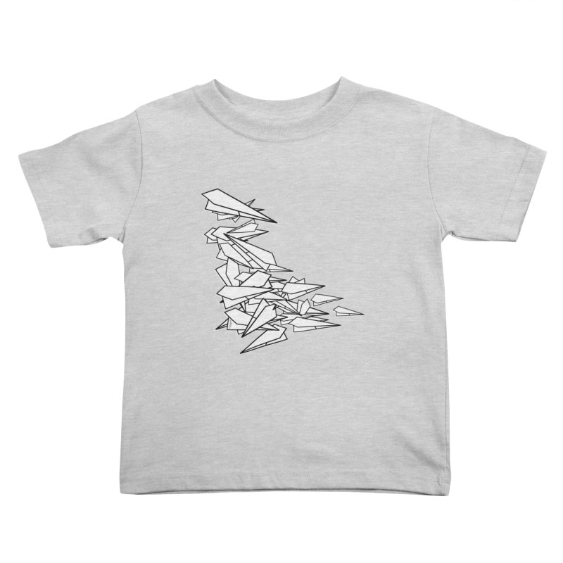 Paper Planes by Sardine Kids Toddler T-Shirt by Sardine