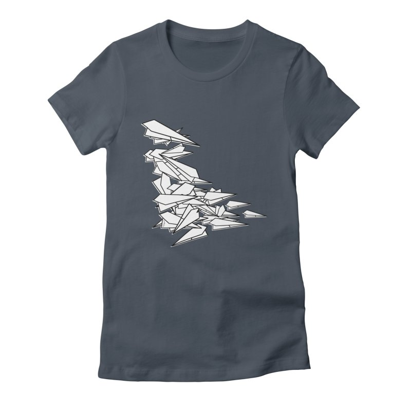 Paper Planes by Sardine Women's T-Shirt by Sardine