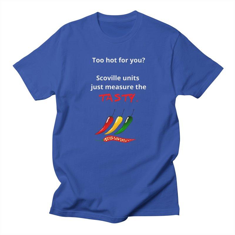 I like it hot T-shirt (dark) Men's T-Shirt by sarkyshirts's Artist Shop