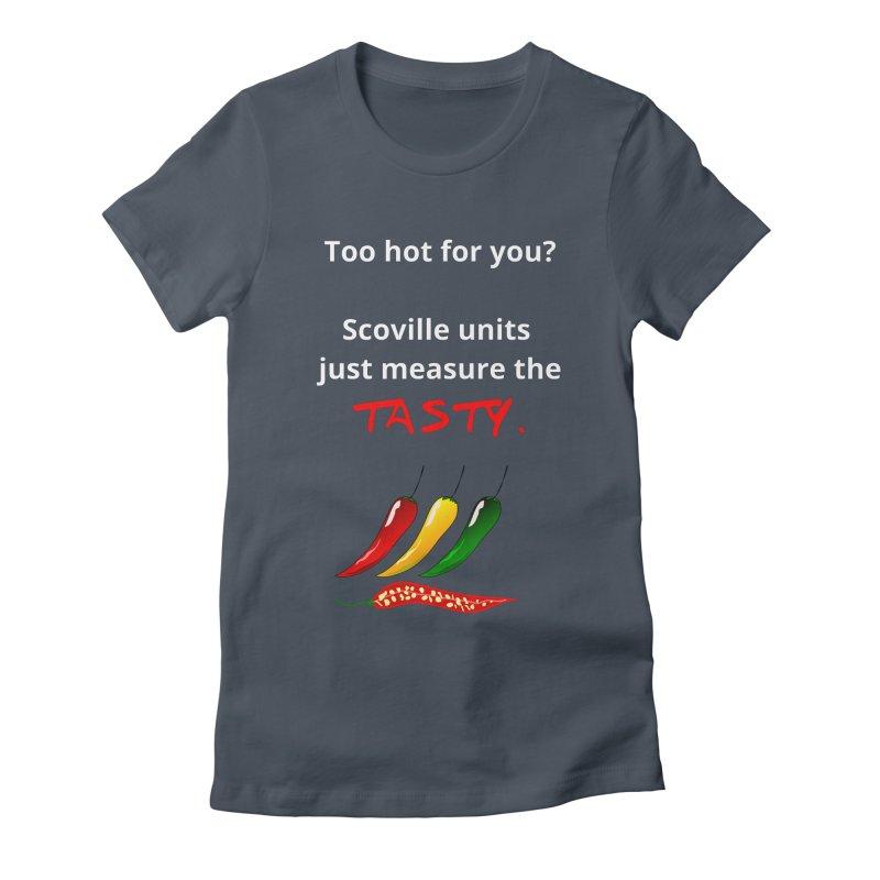 I like it hot T-shirt (dark) Women's T-Shirt by sarkyshirts's Artist Shop
