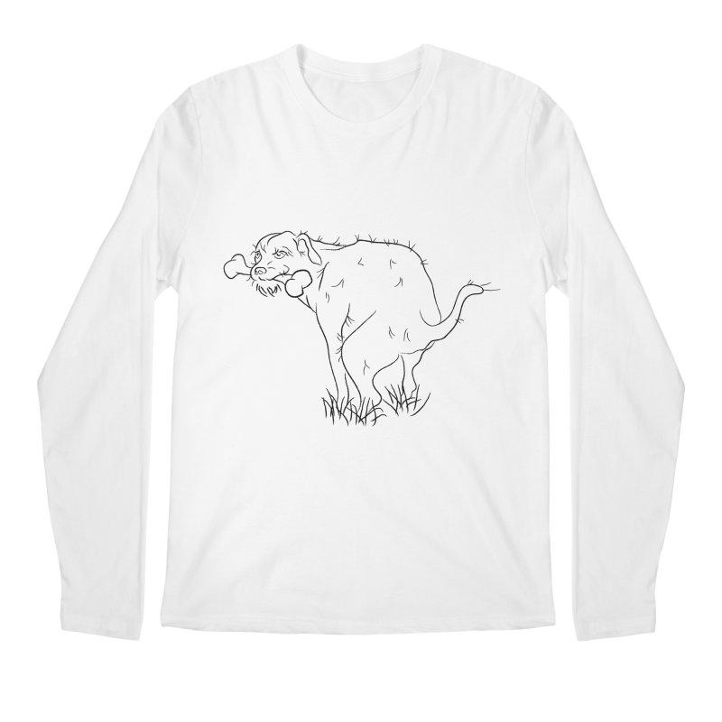 OLD TRICKS Men's Longsleeve T-Shirt by Sasha Mirov's Artist Shop